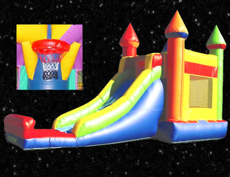 Comination Jump, Moonwalkers Inc., Crawfordville Bounce House, Crawfordville Moonwalks, Crawfordville Inflatables, Tallahassee Inflatables