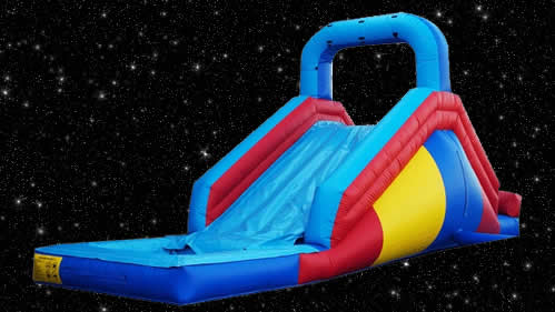 Inflatable slide,  Moonwalkers Inc., Crawfordville Bounce House, Crawfordville Moonwalks, Crawfordville Inflatables, Tallahassee Inflatables